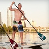Up to 51% Off Stand Up Paddle Boarding