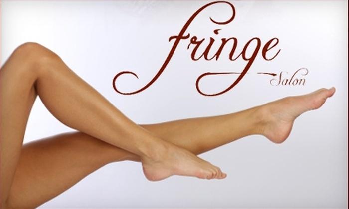 Fringe Salon - Whitefish Bay: $30 for a Brazilian Wax at Fringe Salon