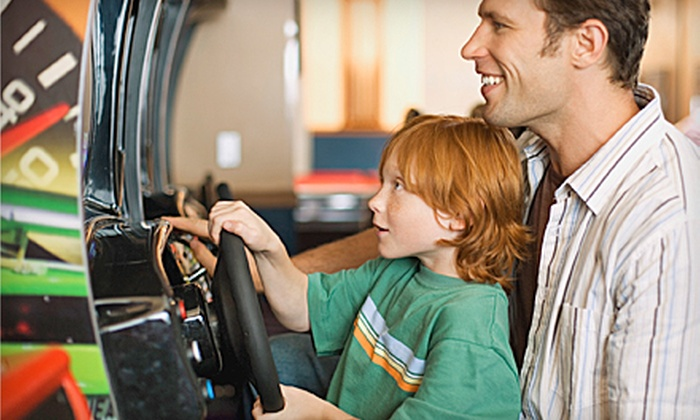 NickelWorld - Northwest: $8 for Eight Arcade-Center Admissions to NickelWorld ($18 Value)