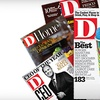 """Up to Half Off """"D"""" Magazine Subscription Packages"""