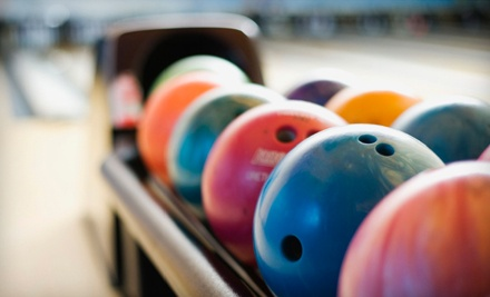 Go-Kart and Bowling Package for 2, Valid Sun.Thurs. (a $43.14 value) - The Alley in Wichita