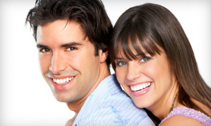 Designer Dental - Rio Poco: $99 for an Exam, X-rays, and Zoom! Whitening Treatment at Designer Dental in Delray Beach ($515 Value)