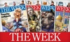 """""""The Week"""" - Multiple Locations: $25 for 50 Issues of the """"The Week"""" Magazine ($49.50 Value)"""