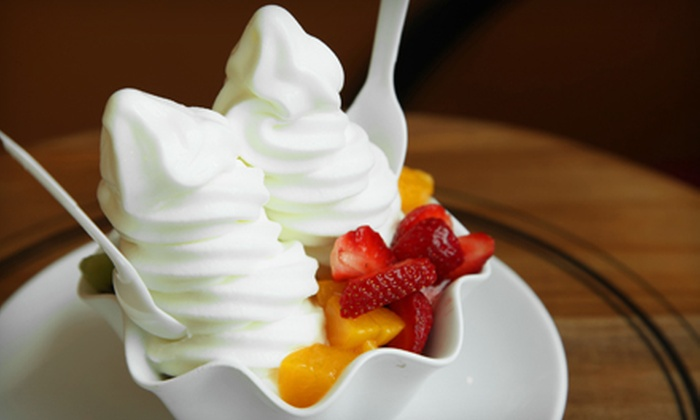 Chill - Harbour Island,Palma Ceia: $7 for $15 Worth of Customized Frozen Yogurt Treats at Chill