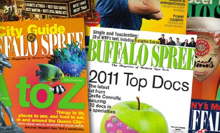 Buffalo Spree Magazine - Buffalo Spree Magazine in