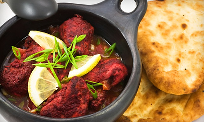 Tandoori Times Indian Bistro - Phoenix: $20 for $40 Worth of Authentic Indian Cuisine at Tandoori Times Indian Bistro