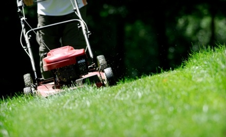 Green Healthy Cleaning, Inc.: Four Weeks of Consecutive Mowing For Up to 4,000 Square Feet - Green Healthy Cleaning, Inc. in