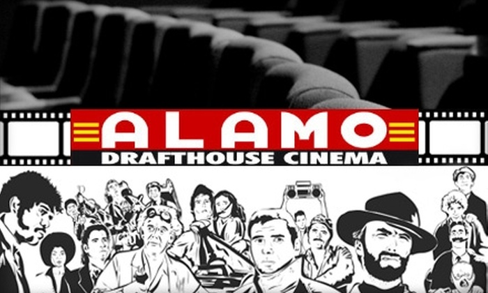 Alamo Drafthouse Cinema - Multiple Locations: $9 for Two Movie Tickets to Alamo Drafthouse Cinema (Up to $18 Value)