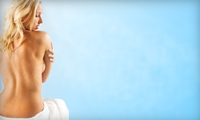 Laser Body Slimming - Cumming: $599 for Four Body-Slimming Zerona Treatments at Laser Body Slimming in Cumming ($1,200 Value)