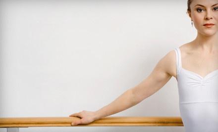 10 Fitness and Dance Classes (a $180 value) - Meraki Barre in Costa Mesa
