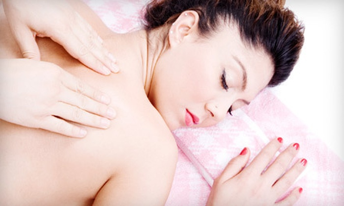 Second Nature Massage & Healing Arts - Back Cove: $99 for Three One-Hour Custom Massages at Second Nature Massage & Healing Arts ($240 Value)