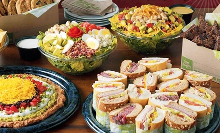 Togo's: $50 Groupon for Catering - Togo's in Garden Grove