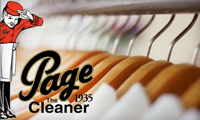 Page The Cleaner - Multiple Locations: $9 for $21 Worth of Cleaning Services from Page the Cleaner.