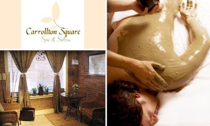 Carrollton Square Spa  - Original Town: $35 for 1 of 3 Mud-Mask Treatments at Carrollton Square Spa