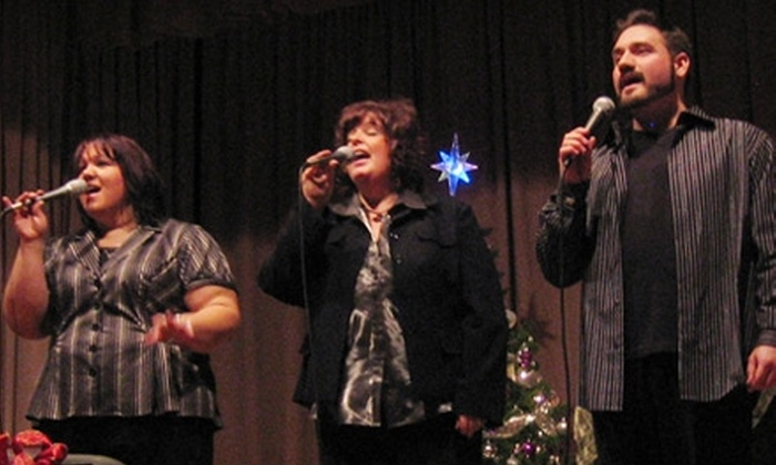 Mercy Seat - Spokane / Coeur d'Alene: $25 for a Singing Christmas Card from Mercy Seat ($50 Value)