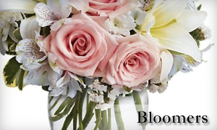 Bloomers Flowers - Farnam: $25 for $50 Worth of Floral Arrangements at Bloomers Flowers