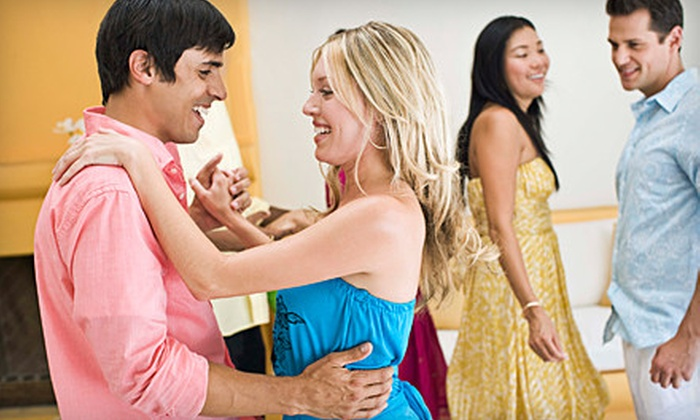 OKC Swing Dance Club - Springdale: Individual or Couples Group Class Memberships to OKC Swing Dance Club (Up to 54% Off)