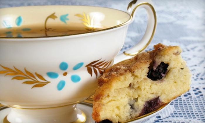 Lisa's Tea Treasures Menlo Park - Menlo Park: $11 for $22 Worth of High Tea Fare at Lisa's Tea Treasures Menlo Park
