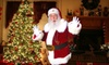 iCaughtSanta.com: $10 for Four Custom Images and One Video of Santa from iCaughtSanta.com ($24.98 Value)