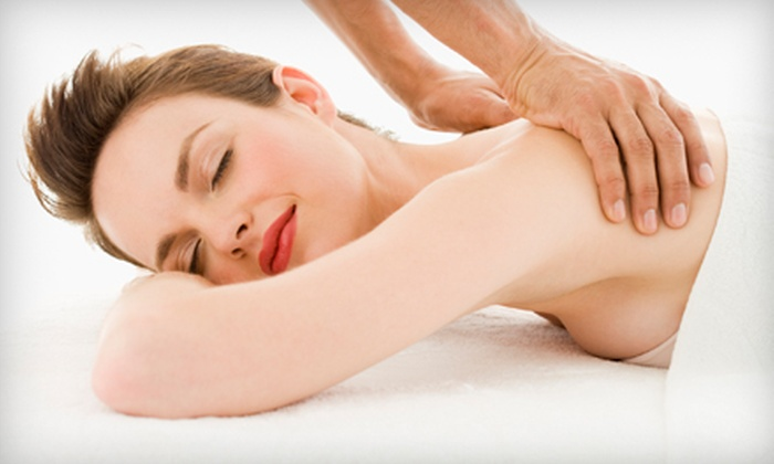 Stress Free Massage - Central City: Deep-Muscle Therapy or Massage and Foot Retreat at Stress Free Massage