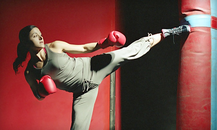 Nexus Martial Arts - West Wareham: Six-Week Kickboxing Package or SuperFit Women's Fitness Boot Camp at Nexus Martial Arts in Wareham