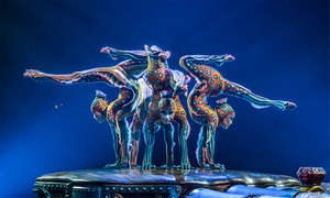 "Cirque du Soleil Presents ""Kurios: Cabinet of Curiosities"": Cirque du Soleil Presents ""Kurios: Cabinet of Curiosities"" on December 11–31"
