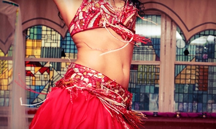 Belly Dance 4 Fitness - Belly Dance 4 Fitness: $39 for Five Introductory and Beginner Belly-Dance Fitness Classes at Belly Dance 4 Fitness (Up to $110 Value)