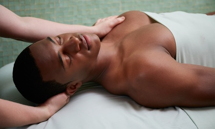Massage Package or Acupuncture at Fite Chiropractic Center (Up to 92% Off). Five Options Available.