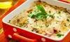 Il Teomondo - Castelletto sopra Ticino Centro: Menu con piatti della tradizione rustica italiana per 2 o 4 persone da Il Teomondo (sconto fino a 66%)