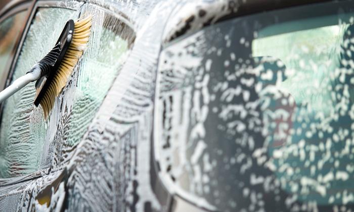 Busse Car Wash - Mount Prospect: Five Silver, Gold, or Platinum Full-Service Washes at Busse Car Wash (50% Off)