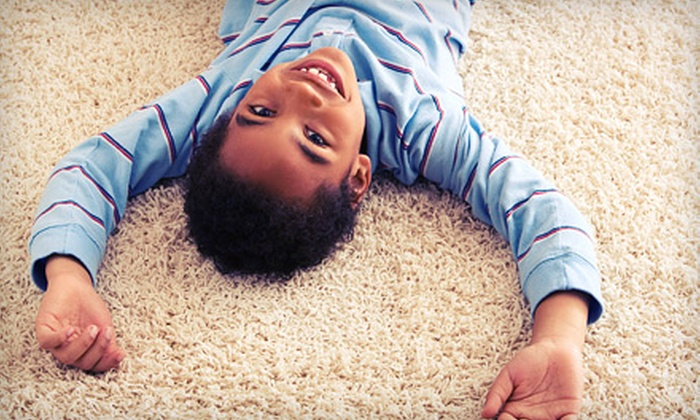 Capital City SteamClean - Tallahassee: $49 for Carpet Cleaning with Scotchgard Protection from Capital City SteamClean (Up to $105 Value)
