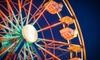 E & M Entertainment - University of Phoenix Stadium: $19 for Endless Rides and Ice Skating or Sledding at Winter Fest on November 30–December 2 (Up to $38 Value)