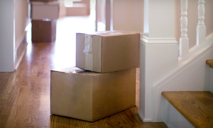 Element Moving and Storage - Southwest Carrollton: Two or Three Hours of Moving with Two People from Element Moving and Storage (Up to 51% Off)