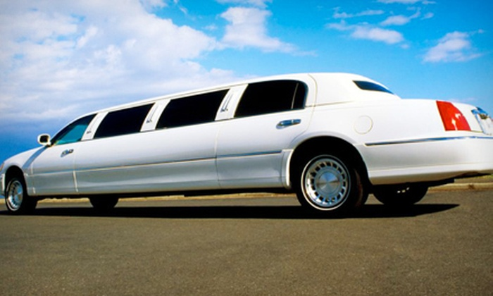One Awesome Limo - Newland: One-Way Luxury Transportation to Airport or Cruise Port in a Town Car or Limo for Two, Four, or Six from One Awesome Limo (Up to 57% Off)