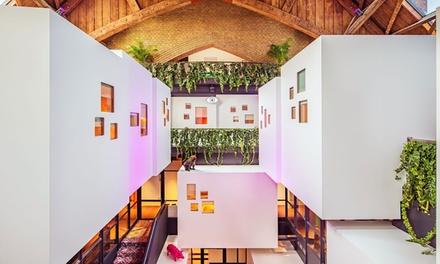 Soggiorno Speciale a De Sint-Ritakerk: camera Bunk per 2 persone presso Bunk Amsterdam