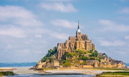 Proche Mont-Saint-Michel : 1 à 2 nuits avec petit-déjeuner, dîner en option, à l'INTER-HOTEL Les 4 Salines pour 2 pers