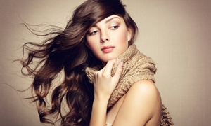 Joseph Lamar Salon - Claire Criswell: Blowout & Style or Blow-Dry with Reparative Treatment & More from Claire Criswell at Joseph Lamar Salon (Up to 63% Off)