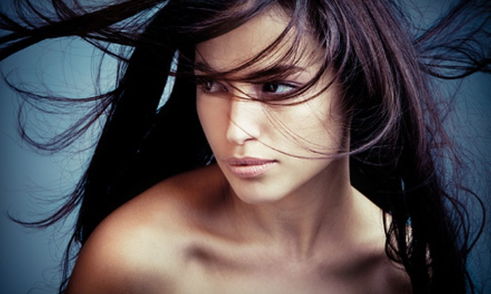 Salon Peace - Flower Mound: Haircut, Bikini Wax, or Single-Process Color and Cut at Salon Peace in Flower Mound (Up to 60% Off)