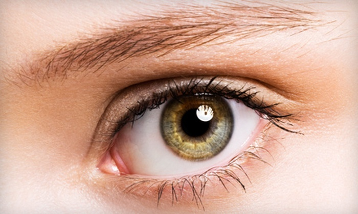 Campus Eye Group - Hamilton Square: $2,400 for LASIK Vision-Correction Surgery at Campus Eye Group and Laser Center in Hamilton Square ($5,900 Value)