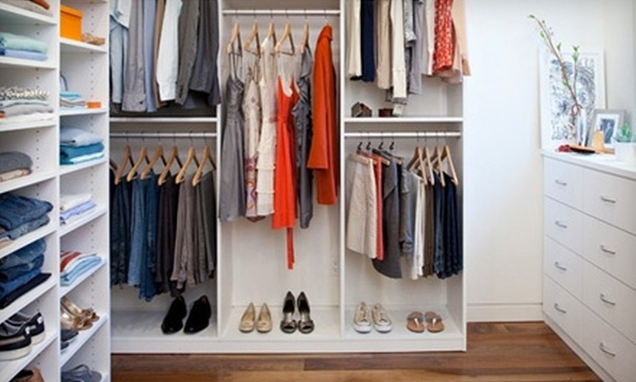California Closets - Pittsford: $95 for $250 Toward a Closet System at California Closets in Rochester