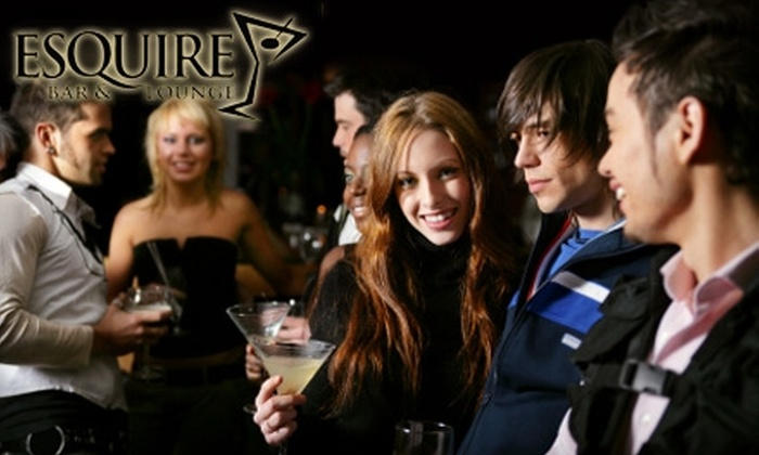 Esquire Bar & Lounge - East Pasadena: $10 for $20 Worth of Spirits at Esquire Bar & Lounge