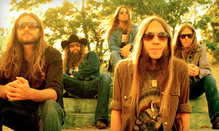 Blackberry Smoke - Jackson: Two Tickets to See Blackberry Smoke at Duling Hall on February 3 at 9 p.m. ($30 Value)