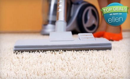 Carpet Cleaning in 2 Rooms and the Hallway, Up to 450 Square Feet (up to a $135 value) - Green Genie in