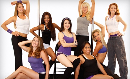4-Class Package (a $100 value) - Sumara Pole Fitness and Dance Center in San Diego