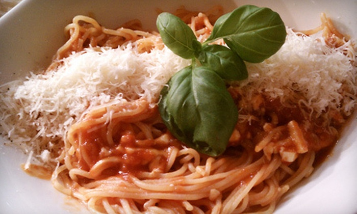 Vapiano - Uptown,Central Business District,Second Ward: $15 for $30 Worth of Italian Fare at Vapiano