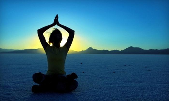 Moksha Yoga - Multiple Locations: 10 Yoga Classes at Moksha Yoga. Four Options Available.