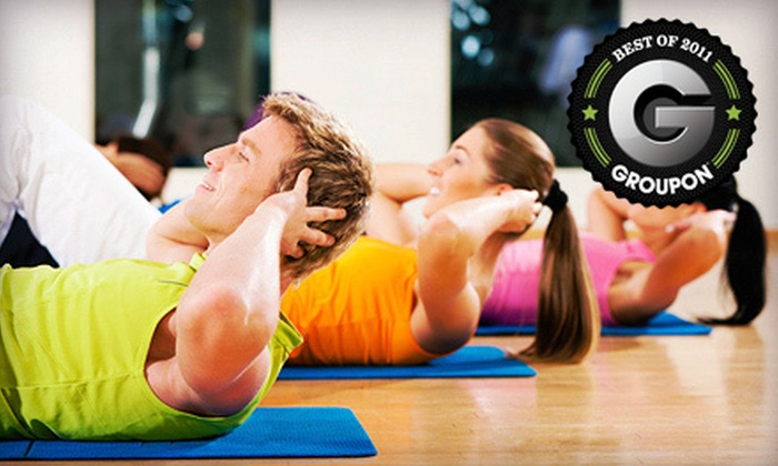 Fox River Fitness Boot Camp - Appleton: $19 for 12 Boot-Camp Classes from Fox River Fitness Boot Camp in Appleton ($144 Value)