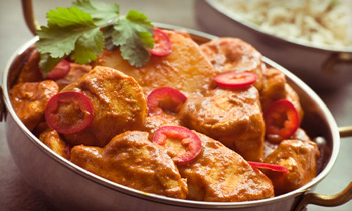 Taste of India - Lace: $12 for $25 Worth of Indian Fare at Taste of India in Willowbrook