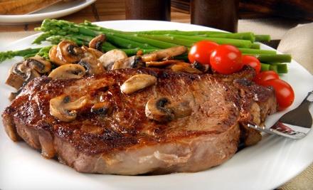 $30 Worth of Dinner on Sunday-Thursday - Jenny's Steak House in Mokena