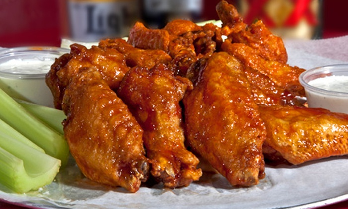 Atomic Subs & Wings - Pantego,South Davis: $10 for $20 Worth of Sandwiches and Drinks at Atomic Subs & Wings in Arlington